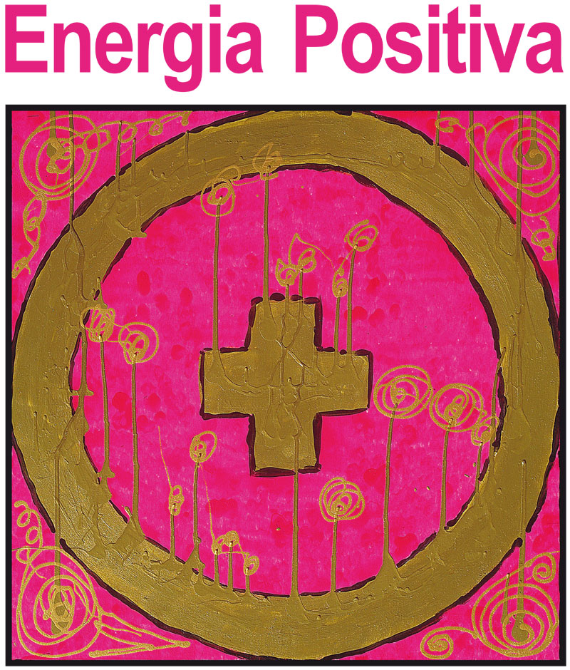 Positive Energy, the new exhibition by Arvedo Arvedi