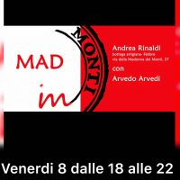 New performance Mad in Monti