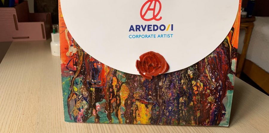 Art to Dress a project by Arvedo Arvedi Corporate Artist